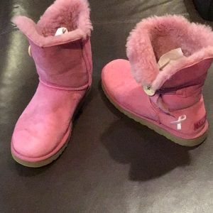 Ugg Boots - Breast Cancer